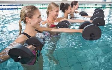 Aqua-Fitness Prävention