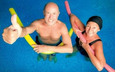 Aqua Senior Damen